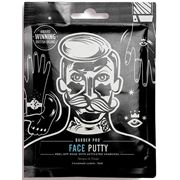 Barber Pro Face Putty Black Peel-off Mask