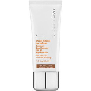 Instant Radiance Sun Defence SPF 40 - Medium/Deep