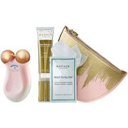 NuFACE mini Facial Toning Device GOLD