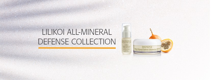 Lilikoi Mineral Defense Collection